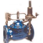 AMRV Typ E2114-00: Durchflusskontrollventil