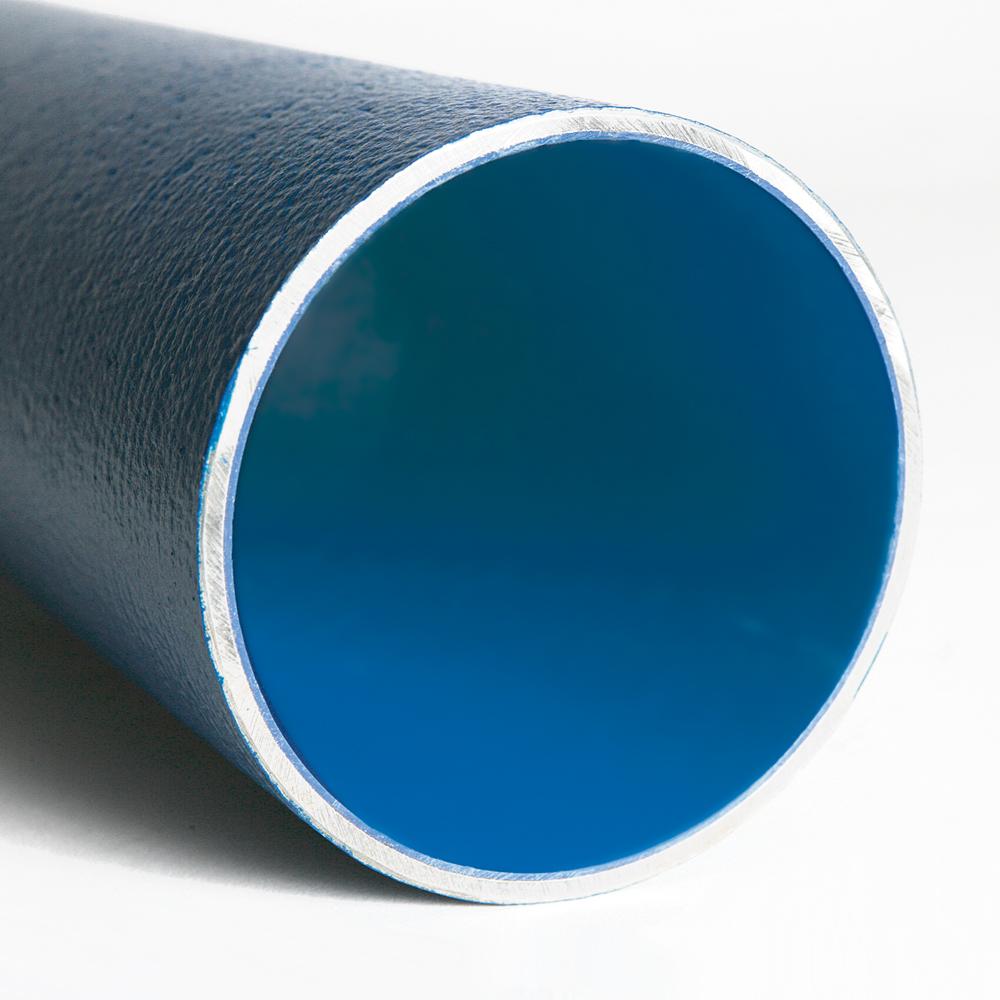 Innenauskleidung eines BLUTOP-Rohres