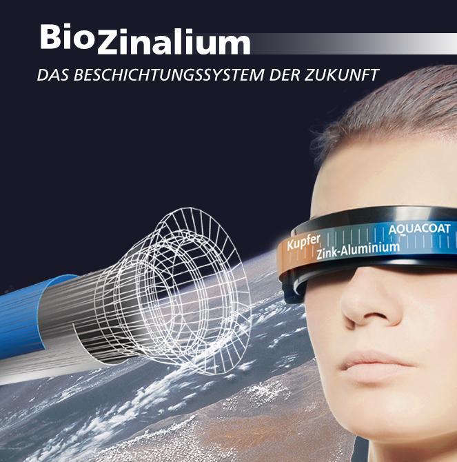 BioZinalium - das Beschichtungssystem der Zukunft