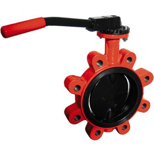 HYDRO-E Typ HL für Abwasser: geeignet als Endarmatur mit Handhebel