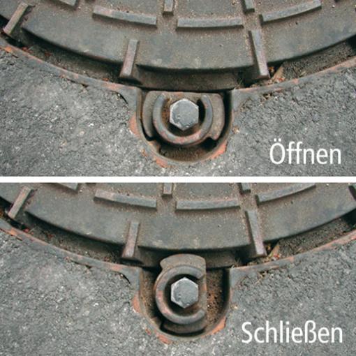 PAMDICHT-Schachtabdeckung