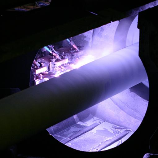 Metallische Beschichtung