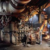 Schmelzung/ Eisenbehandlung