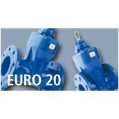 EURO 20 Absperrschieber