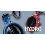 HYDRO / HYDRO-E Einklemmklappen